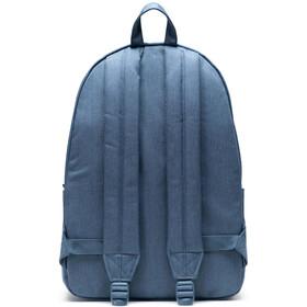 Herschel Classic X-Large Backpack blue mirage crosshatch